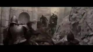 esdla el retorno del rey version extendida gandalf vs rey brujo de angmar castellano