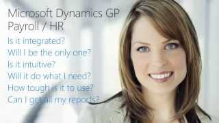 Introduction to Microsoft Dynamics GP 2013 Human Resources and Payroll