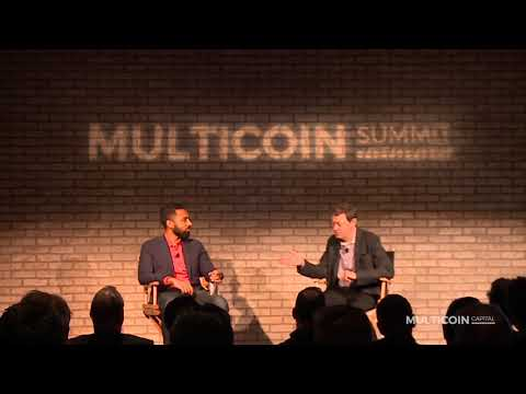Fall 2018 Multicoin Summit: On Portfolio Construction in Cry