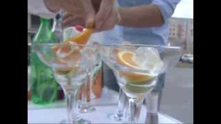 видео выездной коктейль бар