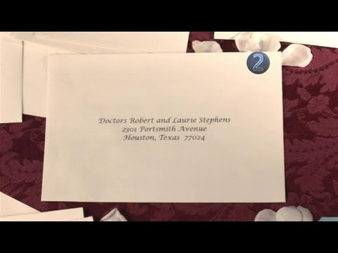 How to send wedding invitation to two married doctors youtube how to send wedding invitation to two married doctors stopboris Gallery