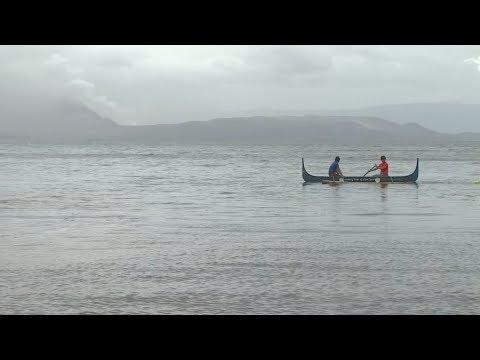 Resident's On Taal Volcano's Coastline Hope To Resume Fishing Livelihood