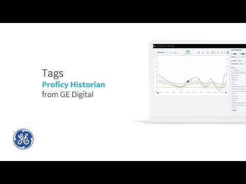 Proficy Historian: Tags