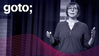 GOTO 2018 • A Microservices Journey • Susanne Kaiser