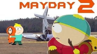 South Park in Minecraft Season 2 Episode 9: Mayday (Part 2)
