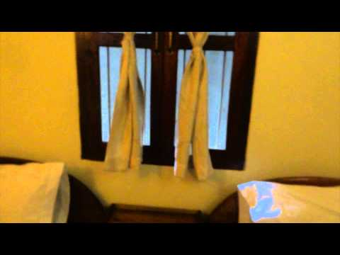 เรือนพักแสงเพชร หลวงพะบาง Sangphet guesthouse LuangPrabang