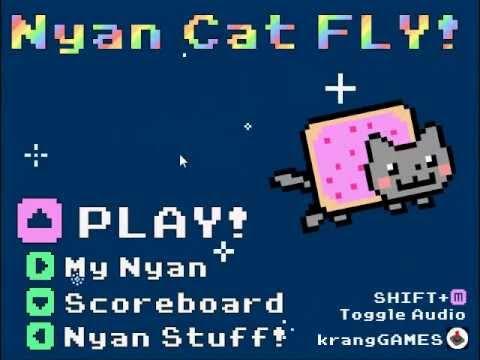 Nyan Cat Video Game