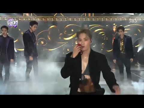 "SBS Gayo Daejeon- EXO-""Love Shot Kai Solo Cut"""