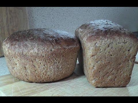 Рецепт выпечки ржаного хлеба дома в духовке новые фото