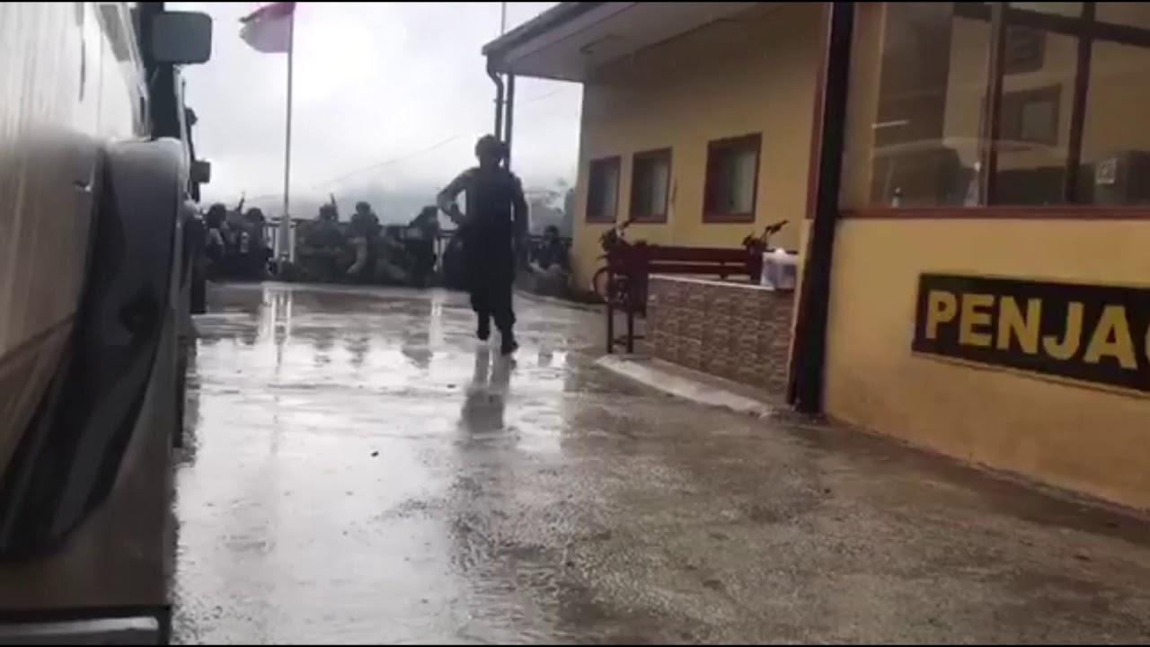 KKB Papua Menggila dan Makin Brutal, Tembaki masyarakat dan aparat di Tembagapura Papua