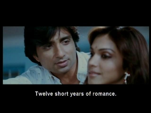 Sonu Sood & Eesha Koppikhar in Ek Vivaah Aisa Bhi - Romance Ke Barah Saal!
