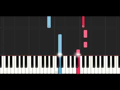 Zayn & Sia - Dusk Till Dawn (SLOW EASY PIANO TUTORIAL)