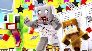 Minecraft Daycare - SAVING UNSPEAKABLEGAMING FROM GRANNY!  w/ MooseCraft (Minecraft Kids Roleplay)