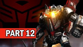 Transformers Rise of the Dark Spark Walkthrough Part 12 - Jetfire (PS4 Gameplay Commentary)