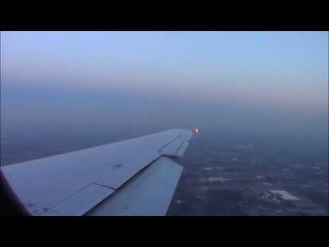 AirTran Full Flight: Atlanta-Baltimore