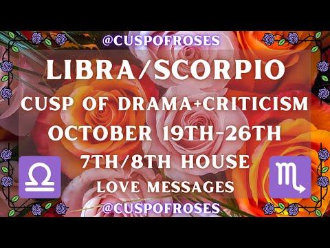 Libra//Scorpio Cusp Love | Cancer ♋️ Season | A BALANCED LOVE IS COMING IN,  KEEP AN OPEN MIND!