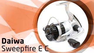 Daiwa Sweepfire EC video