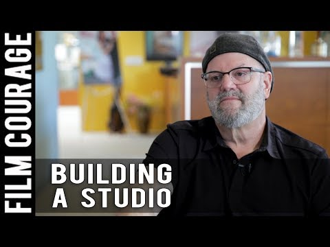 Building A Movie Studio And Filmmaking Career by Jay Silverman