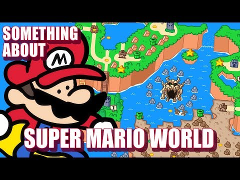 Something About Super Mario World SPEEDRUN ANIMATED (Loud Sound Warning) 🍄