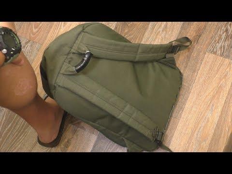 Рюкзак СЯОМИ / Xiaomi Backpack * ОПЫТ ИСПОЛЬЗОВАНИЯ *