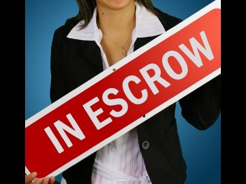 Live In-House Training! Escrow Instructions - 07/11/2013