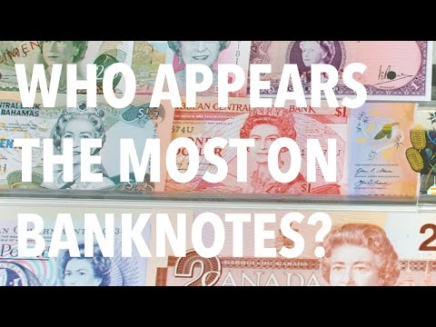 Who Appears Most On Money? Take A Guess!