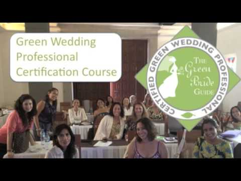 Green Bride Guide Intro for the Asia Pacific Wedding Professionals Conference, Bali