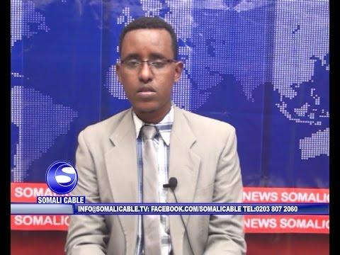 WARARKA SOMALI CABLE 13 12 2015 AXMED ISAAQ LAQAYE
