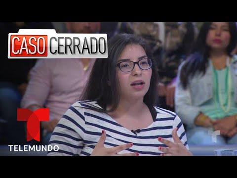 Ignorancia Atrevida 😡😷🌿   Caso Cerrado   Telemundo