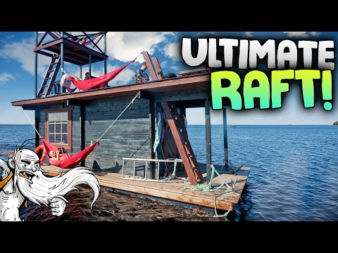 Save Stranded Deep Gameplay - 'THE ULTIMATE RAFT CHALLENGE!!!'  - Let's Play Walkthrough Images