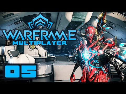 Let's Play Warframe Multiplayer - Part 5 - Piles And Piles Of Bodies