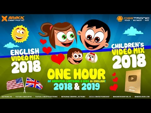 Children's Video Mix 2018 2019 | Best English Videos for Kids | Nursery Rhymes Remix
