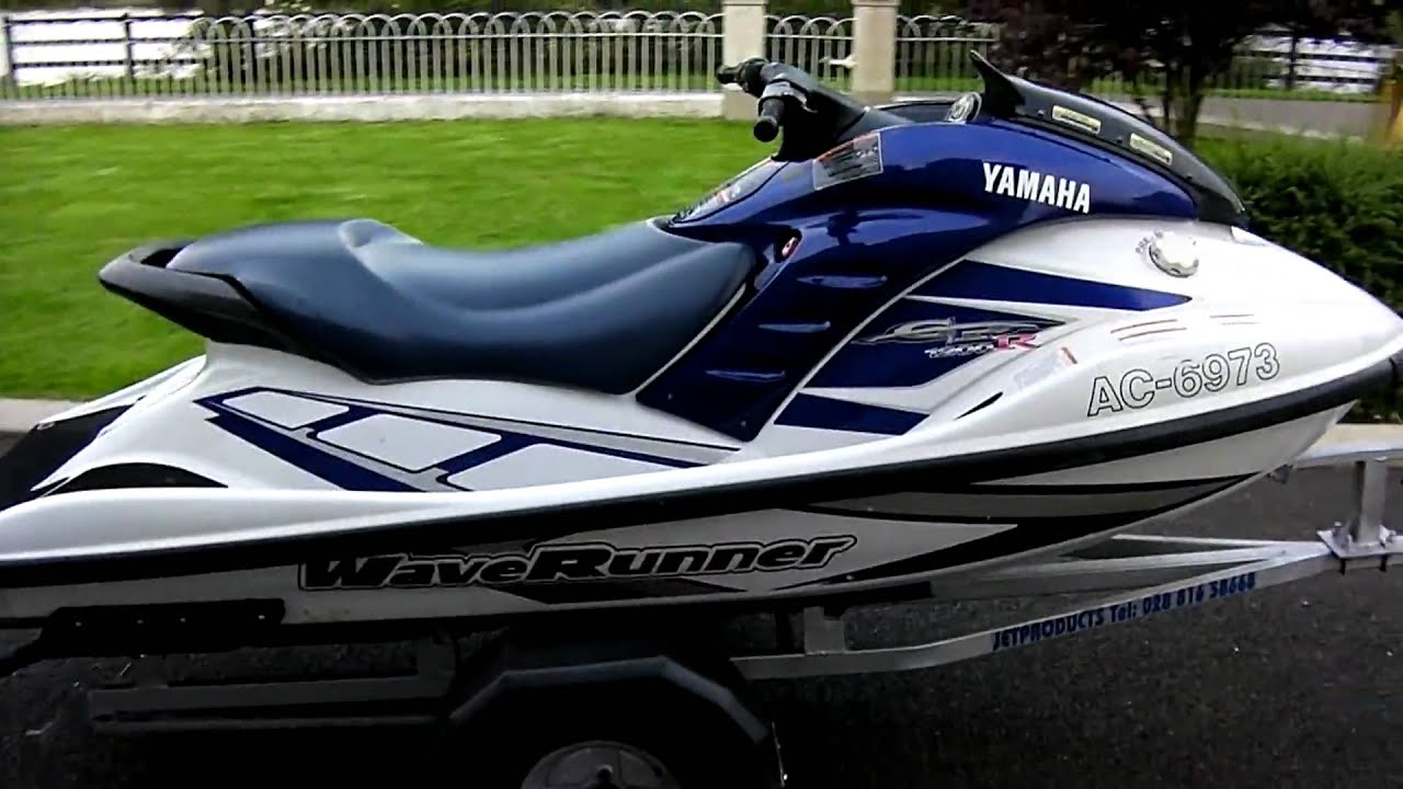 Yamaha Waverunner Gpr Top Speed