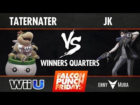 Ronin | Taternater (Ludwig) vs JK (Bayonetta) WQ - FPF 10.0