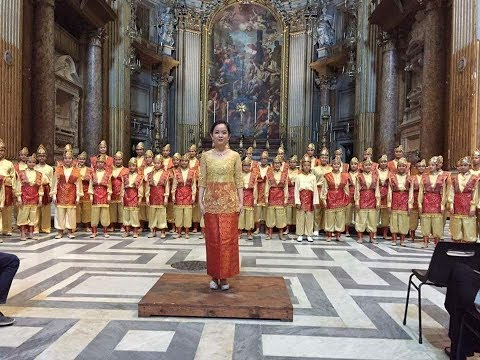 The Resonanz Children's Choir Bungong Jeumpa