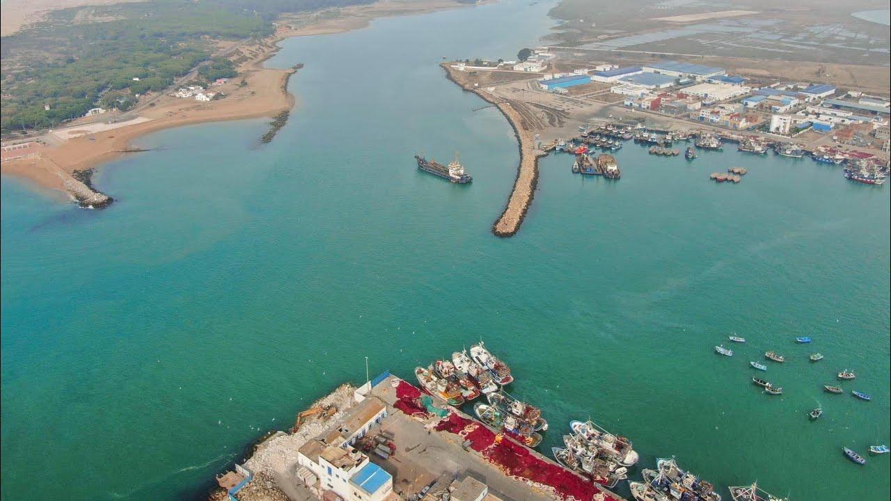 Larache by Drone - DJI Mavic 2 zoom - Cinematic / Epic ...