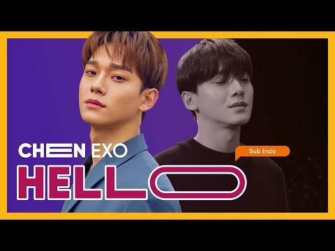 (ENG/ROM) Chen EXO Hello Lyrics