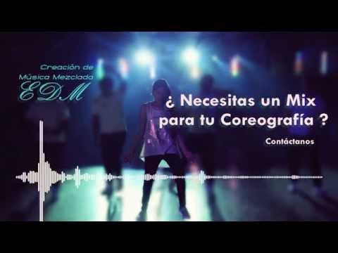 Mix De Reggaeton Para Coreografía 2016
