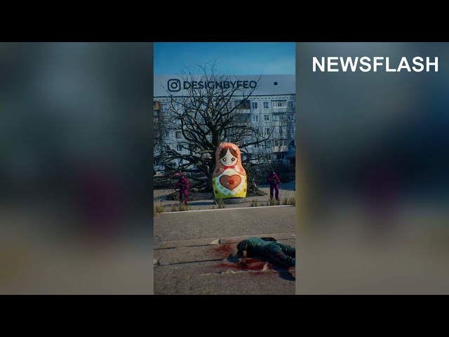 Squid Game Star Praises Russian Fans Reenactment Of Iconic Scene