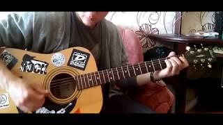 Ленинград ft. Глюк'oZa (ft. ST) Жу-Жу Разбор на гитаре [Для начинающих] TFac