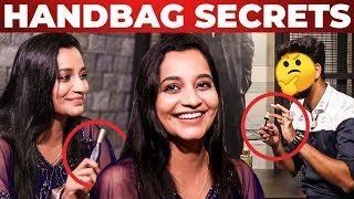 Abarnathi Handbag Secrets Revealed! | What's Inside the HANDBAG