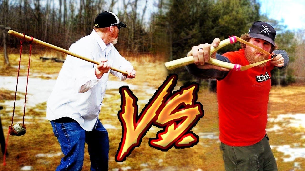 Poll: Slingshot vs  Shepherd's Staff Sling | RECOIL OFFGRID