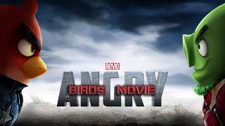Angry Birds O Filme | Paródia Guerra Civil