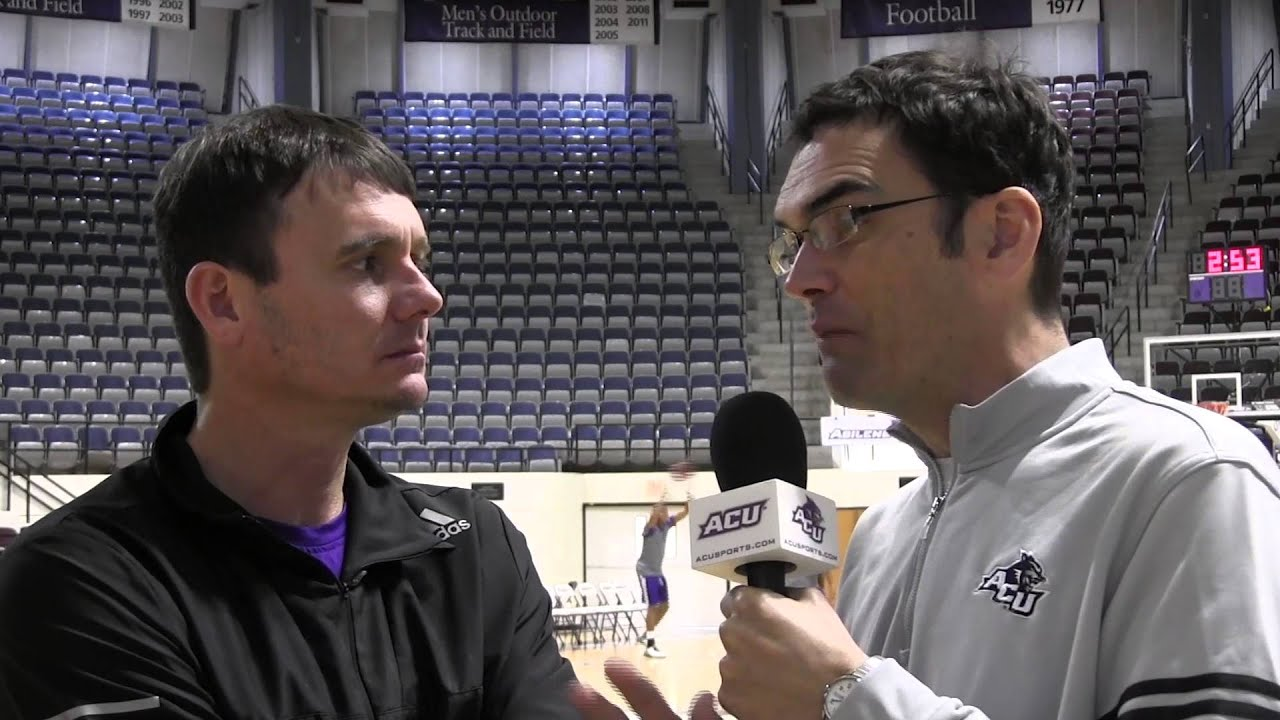 ACU Men's Basketball | Dec 16 Interview - YouTube