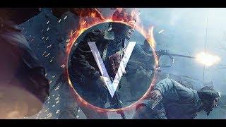 СТРИМ Battlefield 5 - ШИКАРЕН Огненный шторм - Королевская битва в Battlefield V Батл Рояль Ps4
