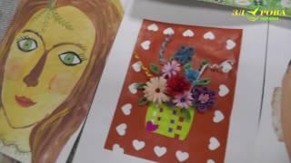 Спирт и цветы - мастер класс Арт терапии с особенными детьми