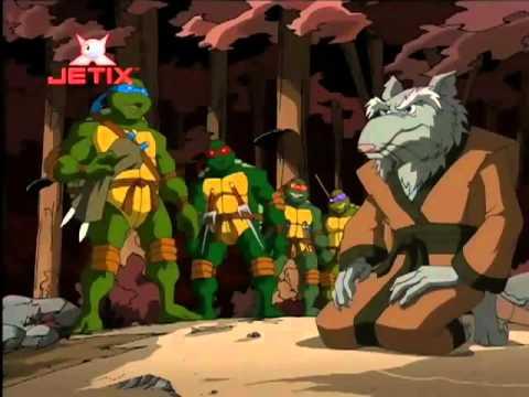 La Gran Contienda (1ª Parte) - Tortugas Ninja Capitulos 2003