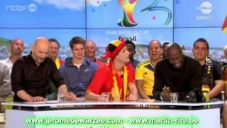 14 - Les Cariocas sociaux - Jérôme de Warzee et Kiki l