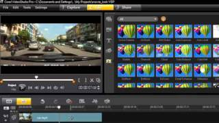 Corel VideoStudio Pro x4, Hollywood movie style, quick and simple