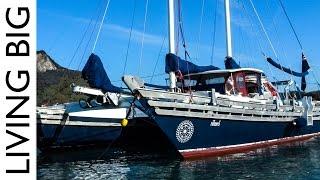 Video Life On An Epic Sailboat In Japan download MP3, 3GP, MP4, WEBM, AVI, FLV Juni 2018